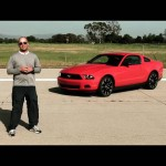 First Test: 2011 Ford Mustang V6