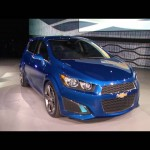 Fit to Fight? – Chevy Aveo RS Concept