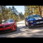 Ford Shelby GT500 vs Chevrolet Camaro ZL1! – Head 2 Head Episode 11