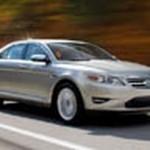 Ford's Savior?  – 2010 Ford Taurus – 2009 Detroit Auto Show