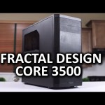 Fractal Design Core 3500 Computer Case