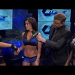 Gail Kim Makes Her Own Number 1 Contender's Match!