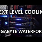 Gigabyte Waterforce GTX 980 Liquid Cooled Behemoth – CES 2015