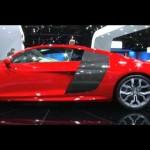 Goodbye Gallardo – 2010 Audi R8 V10 – 2009 Detroit Auto Show