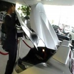 Hasan Kutbi Checking Mercedes Benz SLR McLaren Stirling Moss 1 out of 2 Jeddah Saudi Arabia