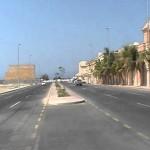 Hasan Kutbi Testing Camaro Convertible  Jeddah 008