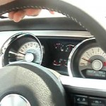 Hasan Kutbi Testing Ford Mustang V6 2011