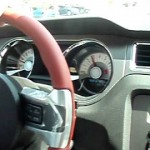 Hasan kutbi Testing Ford Mustang V8 412Hp 2011 (1)