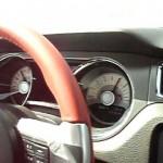 Hasan Kutbi Testing Ford Mustang V8 412Hp 2011 (2)