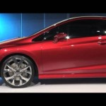 Honda Civic Concept at the 2011 Detroit Auto Show | N.A.I.A.S