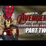 How The Avengers: Age of Ultron Should Have Ended – Part Two