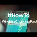 How to use the Wireless Charging Pack with Galaxy S6 edge+