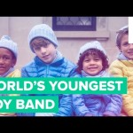 I Created the World's Youngest Boy Band to Set a Guinness World Record