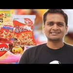 Indians Try Korean Snacks