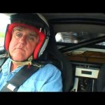 Jay Leno Rides Shotgun in the McLaren MP4-12C