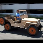 Jeep Evolution: 1945 Jeep CJ vs. 2012 Jeep Wrangler