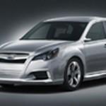 Legendary Legacy – Subaru Legacy Concept – 2009 Detroit Show