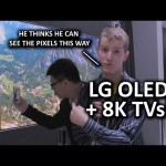 LG Shows of 8K TV & Explains why OLED is the Future – CES 2015