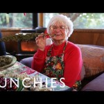 Marijuana Cookies and Christmas Egg Nug with Nonna Marijuana