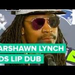 Marshawn Lynch Press Interviews | Kids Lip Dub