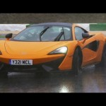 McLaren 570S review- our first impressions of McLaren's new sports car