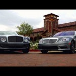 Mercedes-Benz S65 AMG vs Bentley Mulsanne! – Head 2 Head Episode 22