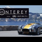 Monterey Car Week – Powered by Infiniti – Starting August 11th on the Motor Trend Channel