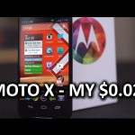 Moto X Unboxing & Review