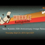 New Hubble 25th Anniversary Image Released