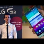 NEW LG G3 – Interview & First Look