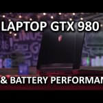 Overclocking & On-battery Performance of GTX 980 Laptops