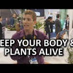 Parrot Pot & Zik Sport – Care for Your Body and.. Your Plants – CES 2015