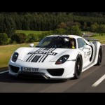Porsche 918 at the Nürburgring! – The Downshift Episode 37