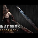 Pyramid Head's Great Knife (Silent Hill) – MAN AT ARMS: REFORGED