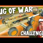 Scrap Mechanic! – TUG OF WAR CHALLENGE! Vs AshDubh – [#14] | Gameplay |