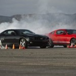 Shelby GT500 Crushes Camaro SS! – Drag Race Showdown