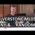 Silverstone ML05 Tiny ITX PC Case