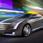 Star Of The Show! – Cadillac Converj Concept – 2009 Detroit