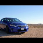 The One with the 2013 Lexus CT F Sport – World's Fastest Car Show Ep. 3.17