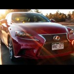 The One With The 2013 Lexus IS 350 F Sport at Pikes Peak! –  World's Fastest Car Show Ep 3.25