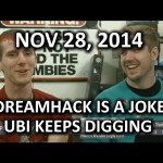 The WAN Show – Ubi Digs & Dreamhack is a joke with CS:Go as the Punchline – November 28, 2014
