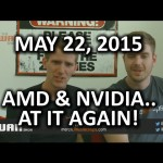 The WAN Show – Video Cards & Witcher 3 – SO MUCH DRAMA!! – May 22, 2015