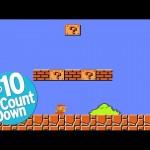 Top 10 2D Mario Levels