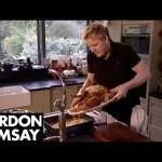 Turkey Gravy with Rosemary and Lemon – Gordon Ramsay