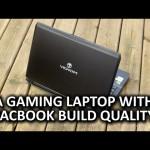 Venom Blackbook 15 Gaming Notebook – High Performance, Sleek Design