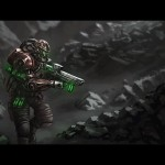 Volcano Research – Speed Painting (#Photoshop) | CreativeStation