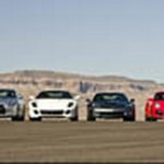 ZR1 Drag Race King – Spanks GTR, 599, and GT2
