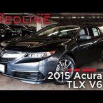 2015 Acura TLX V6 – Redline: Review