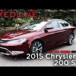 2015 Chrysler 200 S – Redline: First Drive
