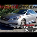 2015 Hyundai Sonata – Redline: Review